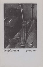 Druid's Cave 1986 cover photo
